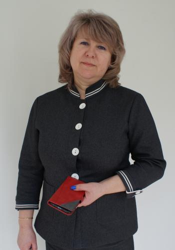 Малютина ⠀⠀Людмила⠀⠀ Викторовна