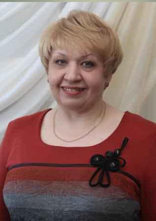 Алекперова ⠀⠀Наталья⠀⠀ Юрьевна